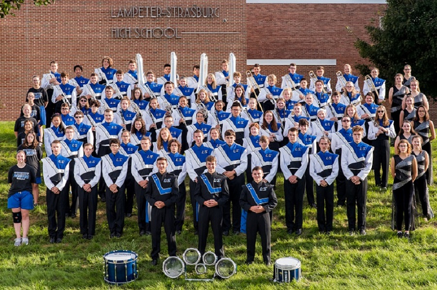 2018 LSMB_Final Lampeter-Strasburg Pioneer Marching Band