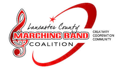 "LCMBC.PNG <FONT COLOR =""RED""><font face= ""lucida handwriting"">LANCASTER COUNTY MARCHING BAND COALITION 